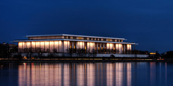 Kennedy Center at DC