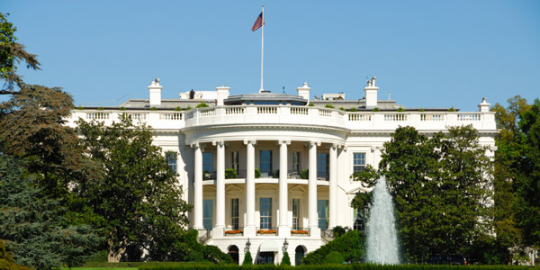 White House at DC