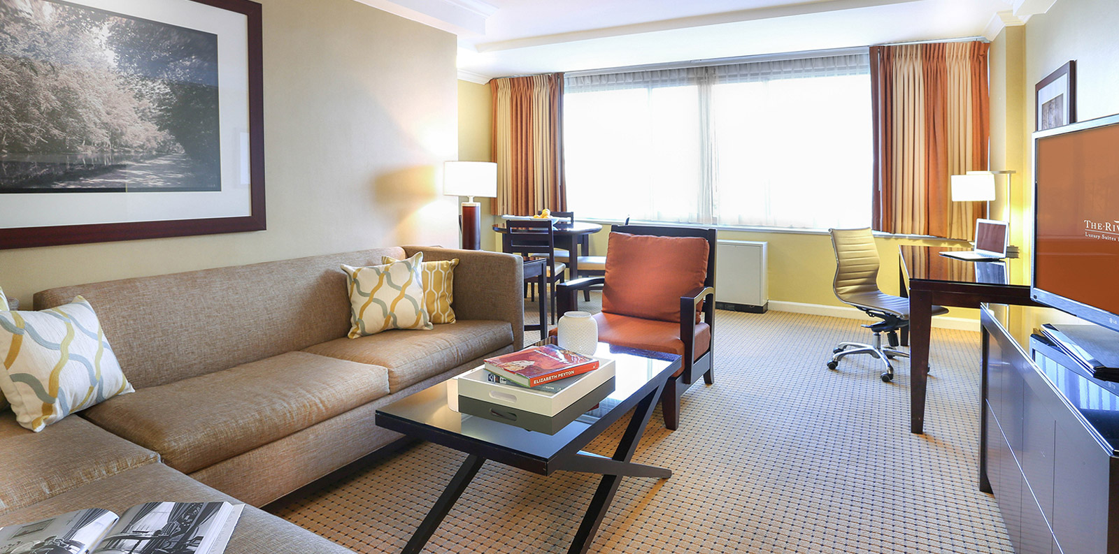 Washington DC Hotel Suites In Foggy Bottom Near Georgetown | The ...