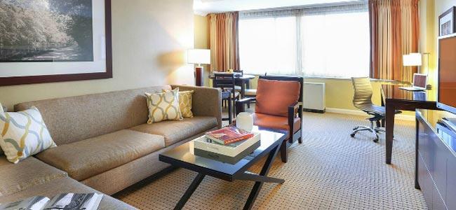 Potomac One-Bedroom Double Suite