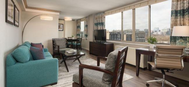 Potomac One-Bedroom King Suite